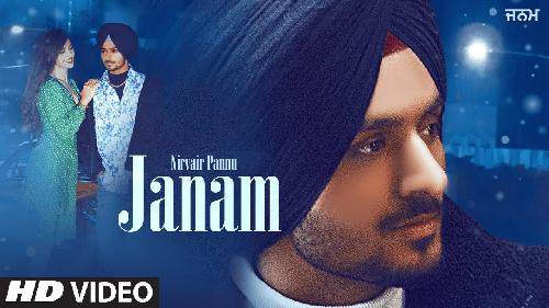 Janam Nirvair Pannu New Punjabi Song 2021 By Nirvair Pannu Poster