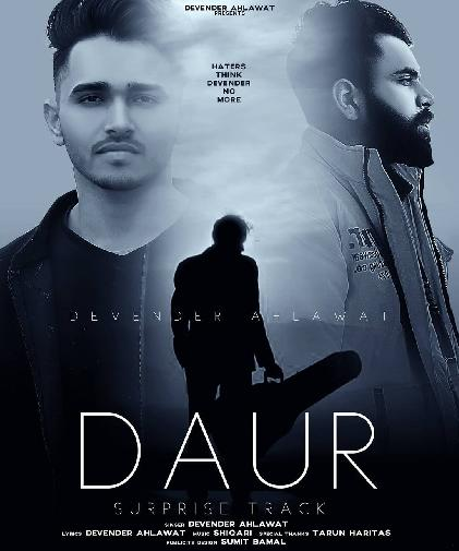 Daur Devender Ahlawat New Song 2021 By Devender Ahlawat Poster