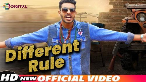 Different Rule Bunty Mandi Ft Shivani New Haryanvi Dj Song 2021 By Bunty Mandi Poster